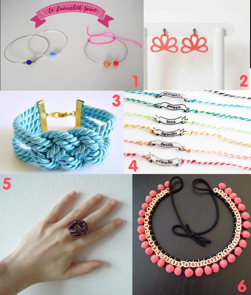 bijoux pour mains