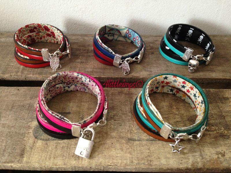 bracelet or personnalisé