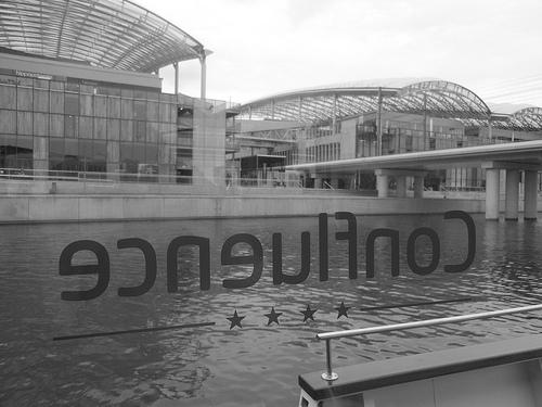 centre commercial confluence