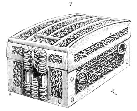 boite bijoux cuir