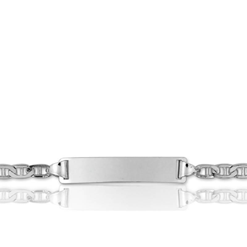 bracelet homme or blanc