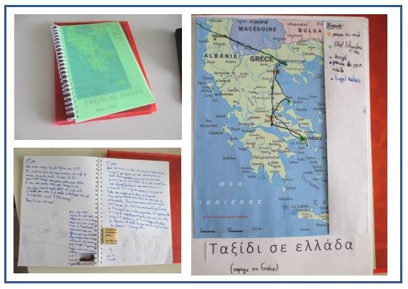 carnet de voyage exemple