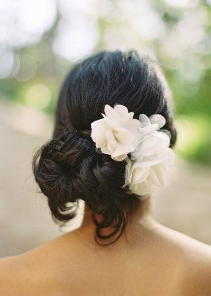 bijoux de cheveux mariage