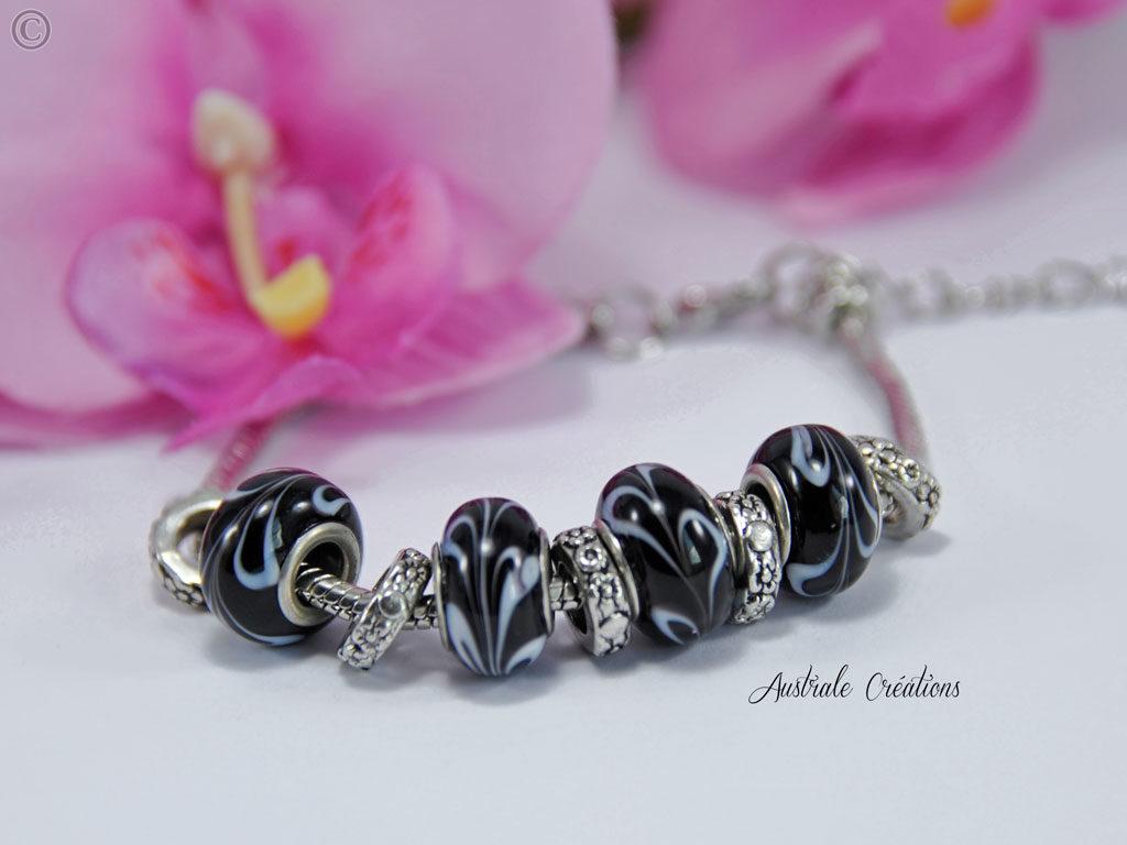 bracelet or maille serpent