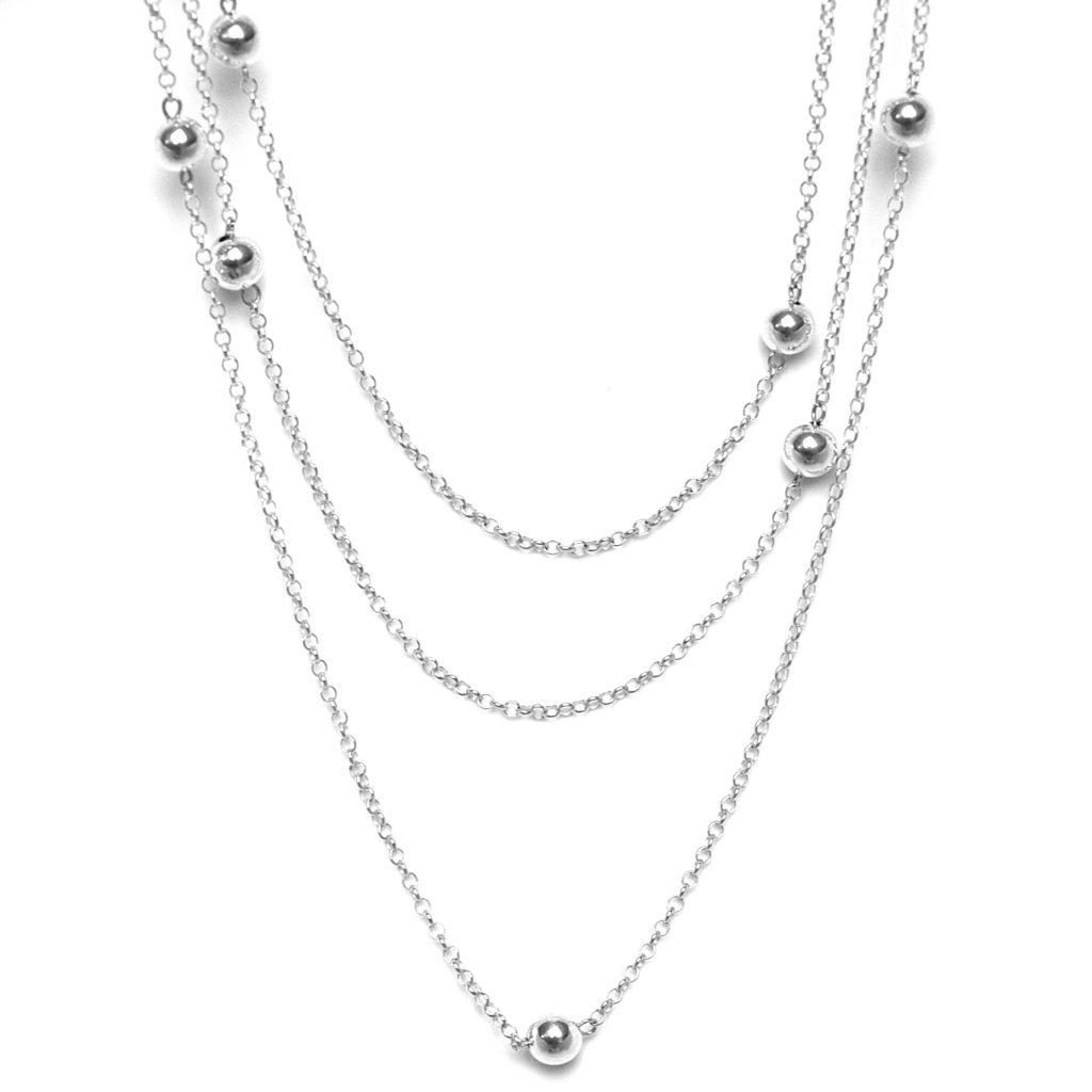 collier sautoir long