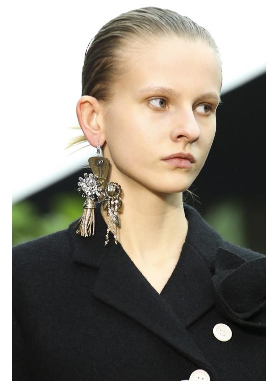 colliers fantaisie mode