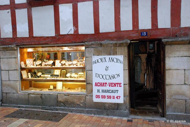 vente de bijoux anciens d'occasion