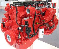 fonctionnement d'un moteur diesel