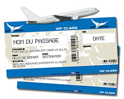 billet d'avion pas cher pour paris