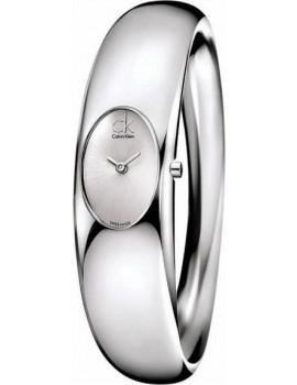 bracelet montre cuir blanc femme