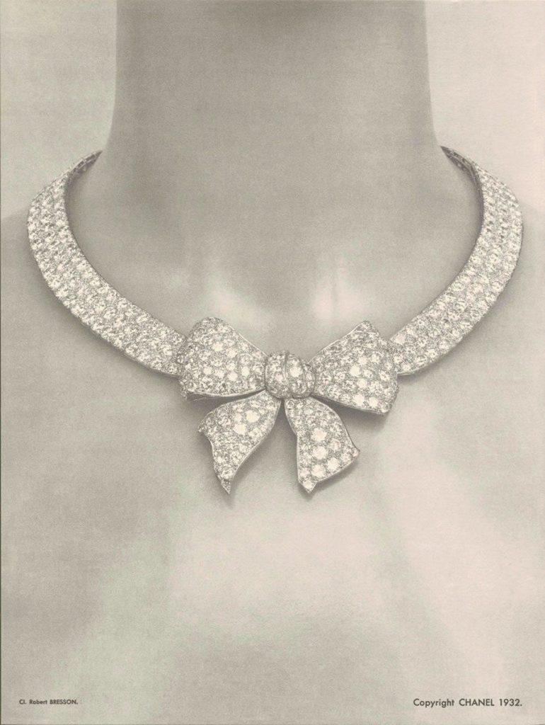 coco chanel bijoux