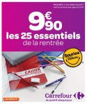 catalogue rentree carrefour