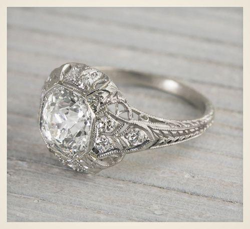 bijoux mariage vintage