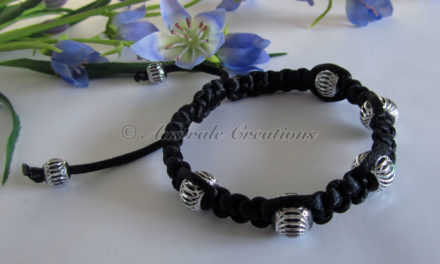 bracelet or rose homme