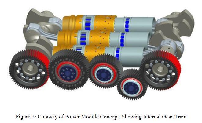 comment marché un moteur diesel