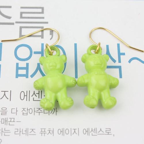 boucle oreille or pendante