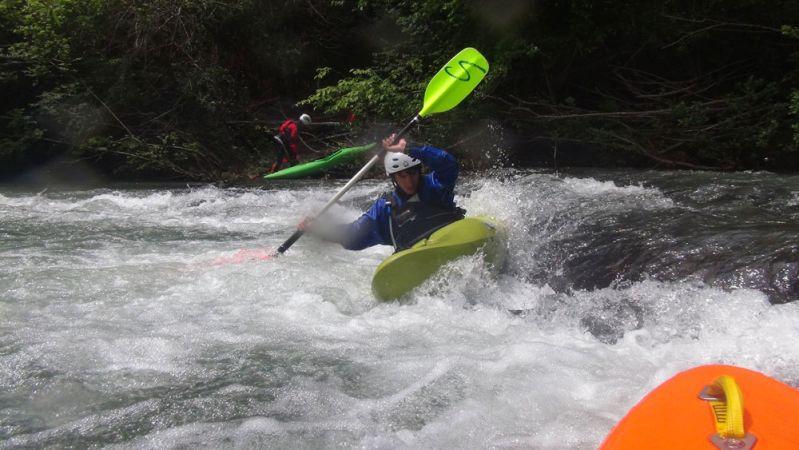séjour kayak