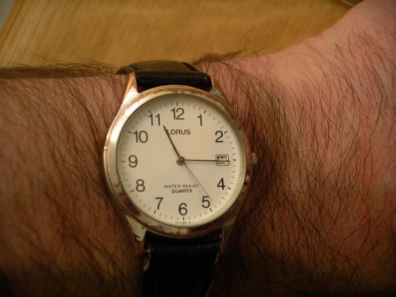 bracelet de montre homme cuir