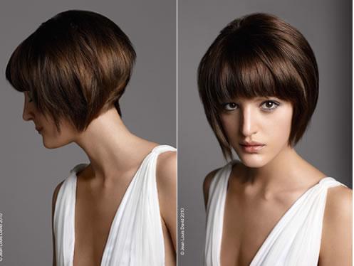 coupe de cheveux court tendance